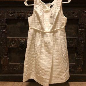 Max & Cleo white summer dress
